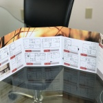 Apartment Tri-Fold Brochure