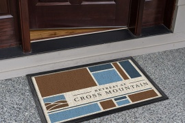 Apartment Door Mats