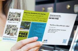 Apartment Direct Mail